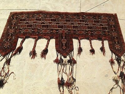 Afghan/Persian/Nomad Tribal adornment rug