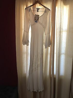 Ivory Wedding Papillon Dress New With Tags