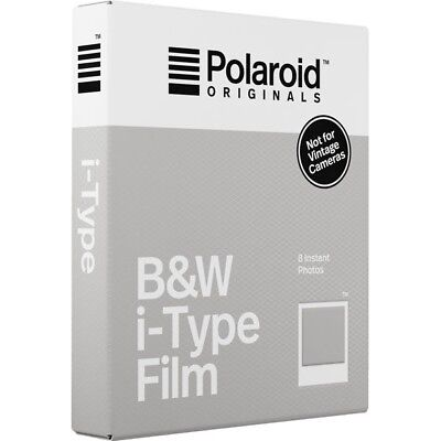 Polaroid Originals B&W Film For Polaroid i-Type Cameras