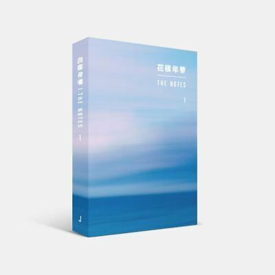BTS 花樣年華 THE NOTES 1 Japanese Ver Book+Special Note Book+Tracking Number