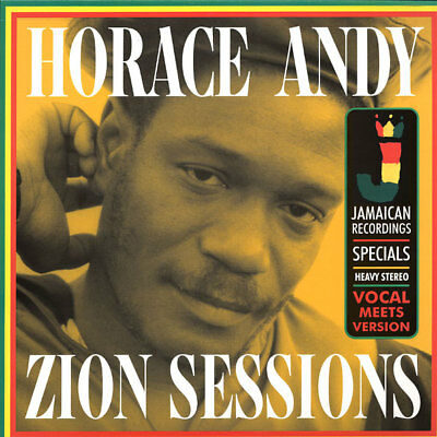 Verpackt Neu LP Horace Andy - Zion Sessions
