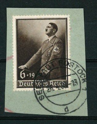 GERMANY DEUTSCHES REICH OLD STAMPS 1939 - Adolf Hitler - USED