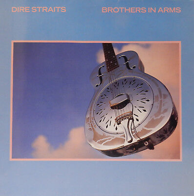 Dire Straits - Brothers In Arms - neuwertige LP von 1985 - near mint - 824 499-1