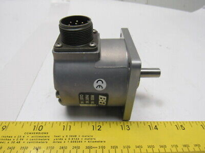 BEI H25D-SS-1800-ABZ-7406R-SM16-S Incremental Optical Rotary Encoder
