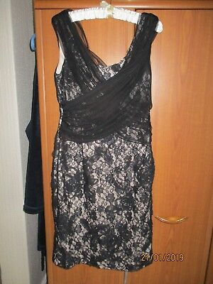 Phase Eight Occasion Dress - Size 14. Wedding, Evening, Theatre Etc....
