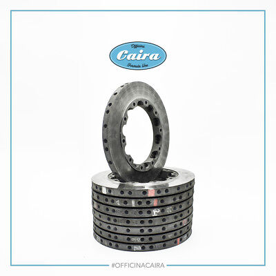 Used F1 Formula One Carbon Brake Disc. Model nr7. Years 1996-2000. Collector