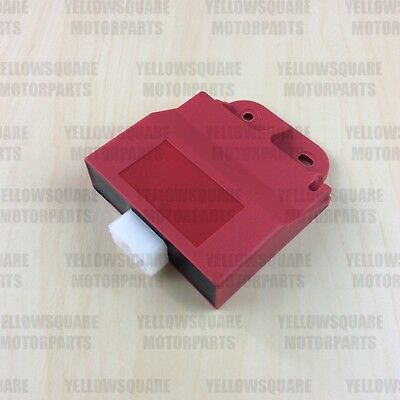 Immobiliser Bypass CDI for Piaggio X9  X8 125cc 150cc. 4 Stroke Replaces OEM CDI