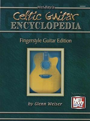 Celtic Guitar Encyclopedia Fingerstyle Guitar Edition TAB SAME DAY DISPATCH