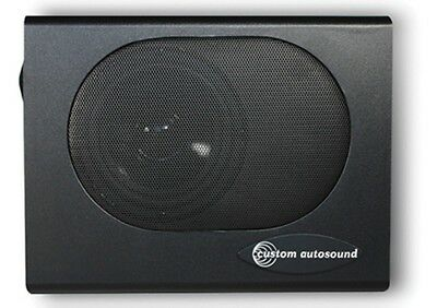 Custom Autosound Undercover 1 200w Woofer and Tweeter Unit