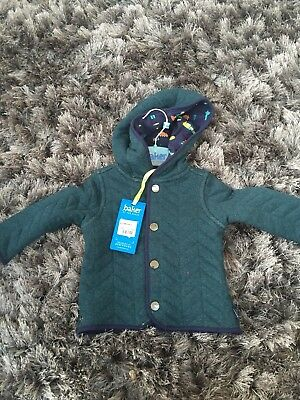 Baby Ted Baker Cardigan/coat Size 6-9 Months Brand New