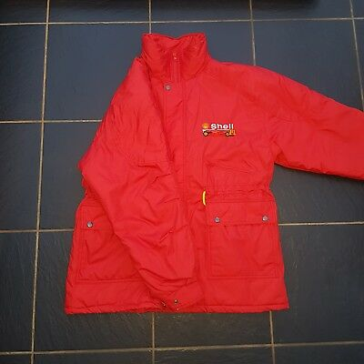 Shell F1 Racing Jacket