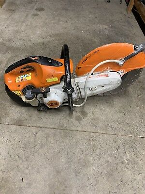2018 Stihl Ts 420 Concrete Cutoff Saw