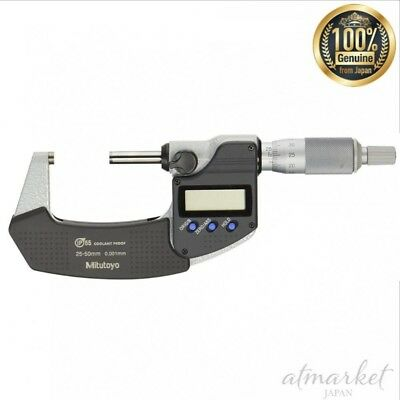 NEW Mitutoyo coolant proof micrometer MDC-50PX 293-241-30 genuine from JAPAN