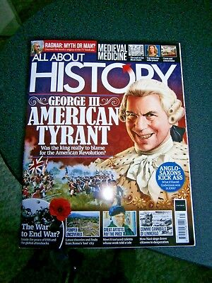 All About History Magazine Issue 71 (new) 2018