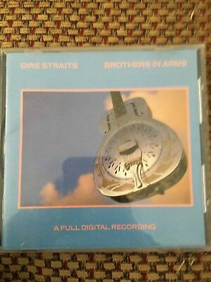 Dire Straits Brothers in Arms CD 1985 Made In Japan Target Disc Warner 9 25264-2