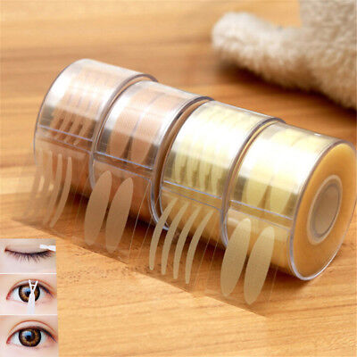 600pc Double Eyelid Tape Invisible Adhesive Eye Lift Strips Lace Stickers  BC