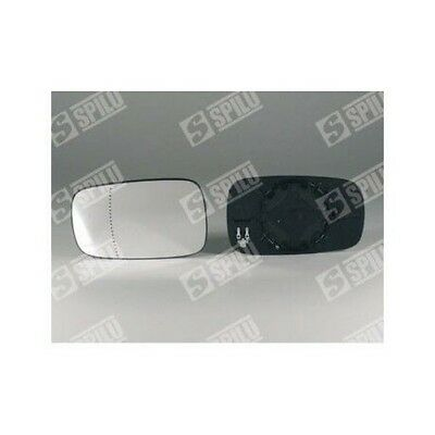 Left side for Renault Grand Scenic Ii 04-09 Wide Angle heated wing mirror glass