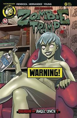 Zombie Tramp Ongoing #57 Cvr F Young Risque Ltd Ed B - Presale