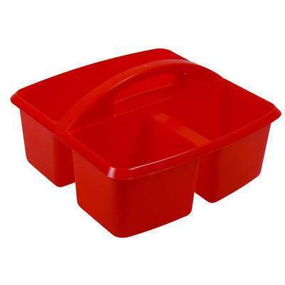 Romanoff Products - Small Utility Caddy Red