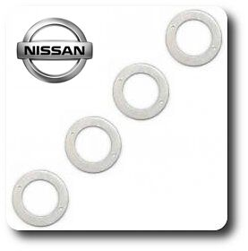 Nissan Terrano Injector Leak Off Washers Set Of 4!
