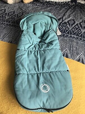 Bugaboo Universal footmuff Cosytoes - Petrol turquoise