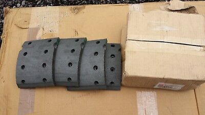 ISUZU F series FORWARD FRONT brake shoe lining GENUINE 1883113850