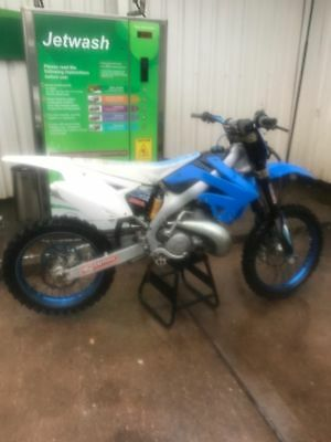 2010 TM Racing 250cc motocross bike