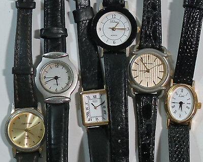 Job lot of Watches for Spares, Repairs, Seiko Limit etc 124