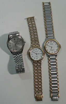 Job lot of Watches for Spares, Repairs, Avia Accurist etc 209