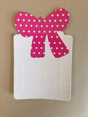 """100 Pieces Paper For Clip Display 2"""" By 3"""""""