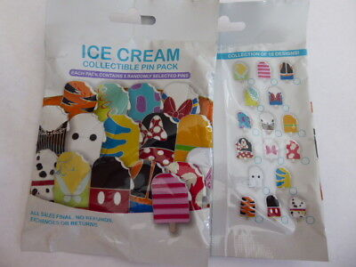 Disney Trading Pin 130126 Ice Cream - Mystery Pack