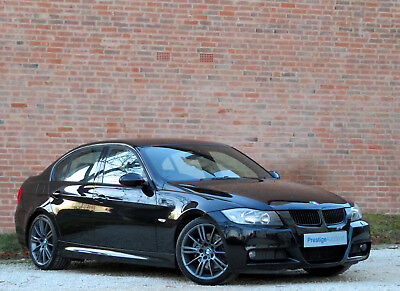 Bmw E90 330I M Sport 2006 Automatic Sapphire Black - Part Exchange To Clear