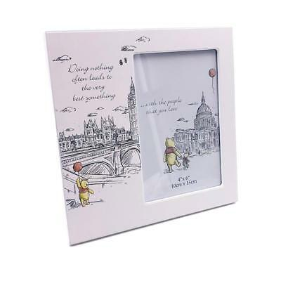 Baby Photo Frame Disney Winnie The Pooh Gift Boxed - Doing Nothing DI504