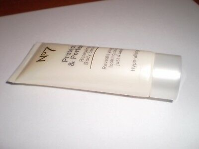 Boots No 7 Protect & Perfect Renewing Body Serum 25ml SEALED
