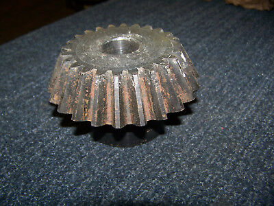 Browning Bevel Pinion Gear 6DP 20 Degree Pressure Angle 24 Teeth YSB6B23-20