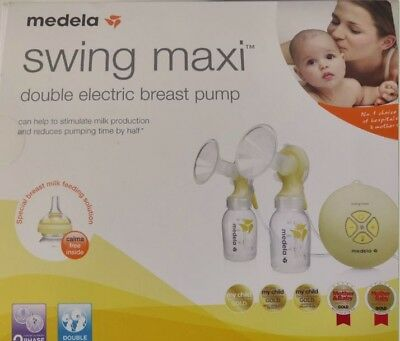 Medela Swing Maxi Electric Double Breastpump