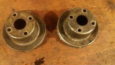 Mini Cooper A-Series Water Pump Pulley 1275 998 Engine Race Rally Mg Midget Bmc