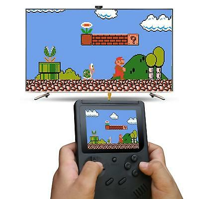 "Retro FC Mini TV Handheld Game Console Built-in 400 Classic Games Gift 3.0""USA"