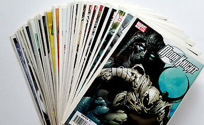 Moon Knight #1-30 + Annual Full Set (2006 3rd Series)