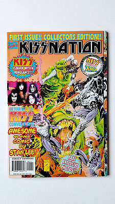 Kissnation #1 (1996 Marvel) VF/NM