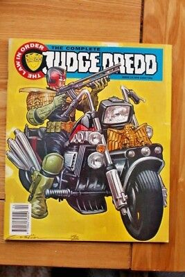 THE COMPLETE JUDGE DREDD #15 - The Judge Child, Brian Bolland