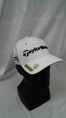 a2ba179c4f6 NEW TAYLORMADE GOLF Tour Cage Golf Hat White Large X-Large L XL SLDR ...