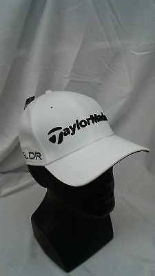 c9256496ede NEW TAYLORMADE GOLF Tour Cage Golf Hat White Large X-Large L XL SLDR ...