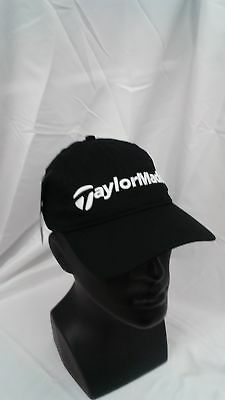 New Taylormade Golf 2014 Core Relaxed Adjustable Hat Black 0a1c28482c3