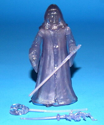 Star Wars Emperor Palpatine Holographic Toys R Us Exclusive Loose Complete
