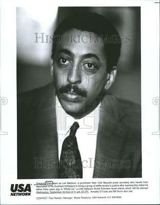Press Photo Gregory Hines Len Madison - RRV80225