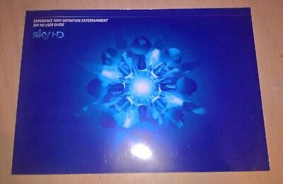 Sky HD Box Satellite Receiver Instruction Book User Guide Owners Manual Thomson