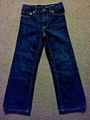 Size 5 Toddler Boy Blue Denim  Baby Gap Jeans Bnwt