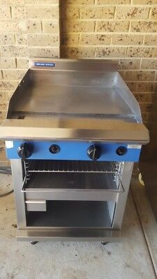 commercial grill hot plate with salamander
