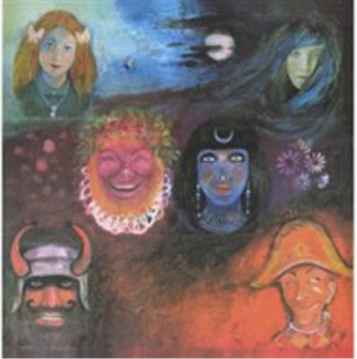 King Crimson-In the Wake of Poseidon (UK IMPORT) CD with DVD NEW